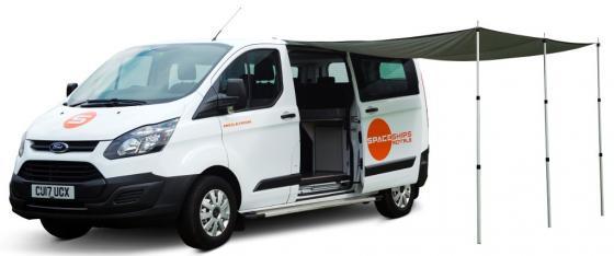Motorhome hire - campervan