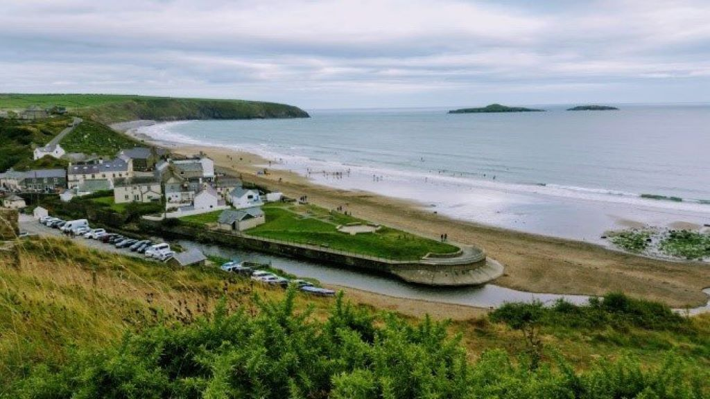 Aberdaron, the Llyn Peninsula