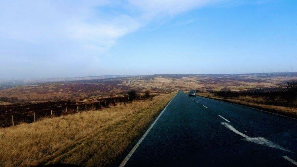 the wonderful desolation of the North York Moors