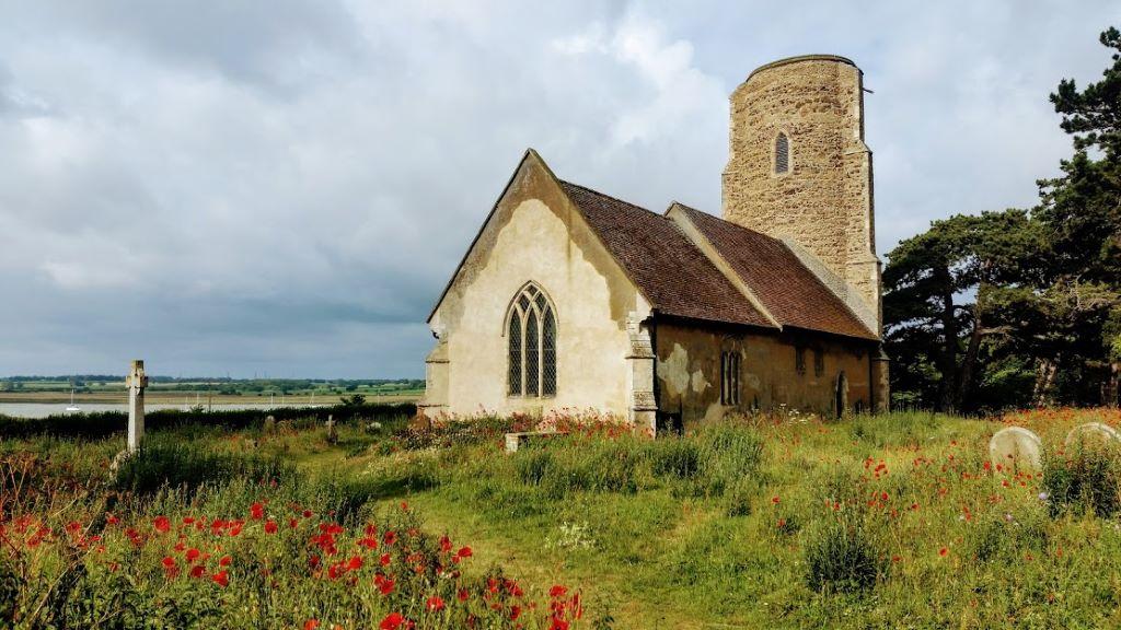 Ramsholt church, Suffolk