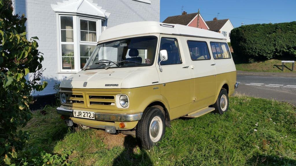 Bedford CF campervan 1971