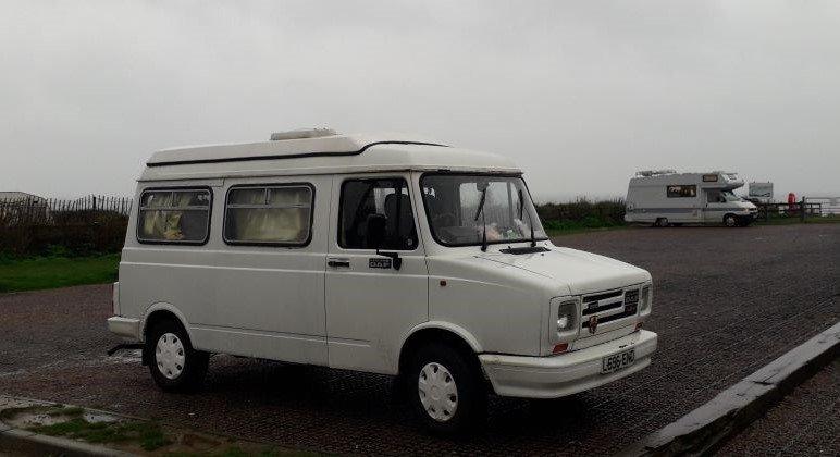 Leyland DAF LDV campervan