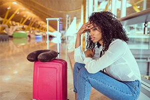 hypnosis downloads - overcome travel stress