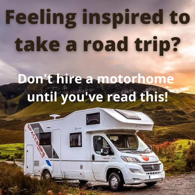 motorhome rental - what you need to know