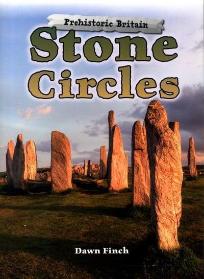 Stone Circles book - Dawn Finch