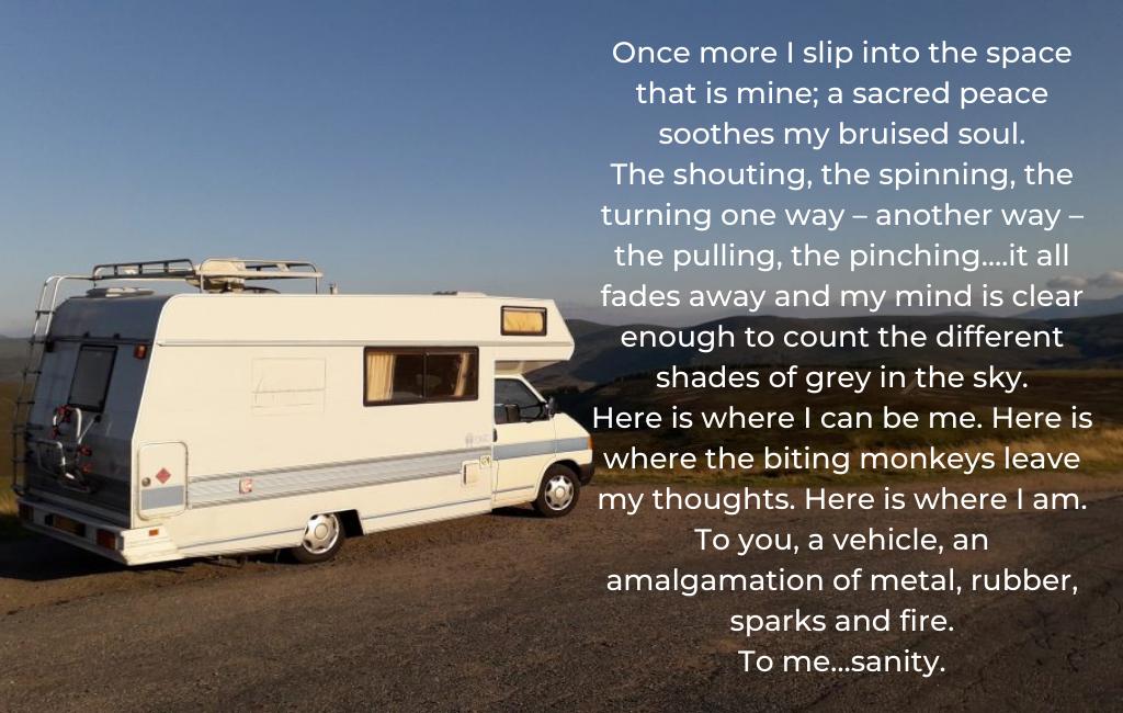 van life poem