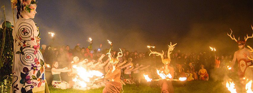 Celtic spirituality alive and well at this Beltane festival