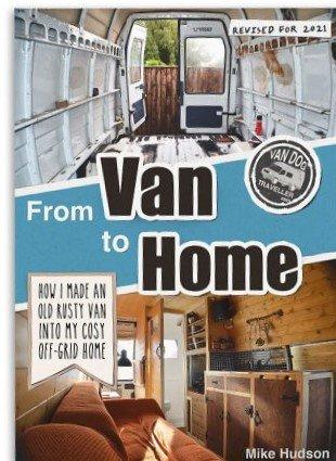 From Van to Home - campervan conversion ebook