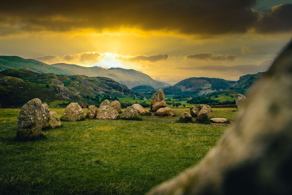 ancient wisdom in the stone circles