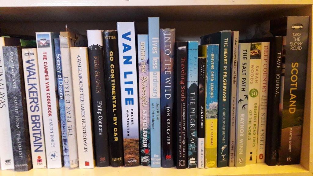 Best van life travel books