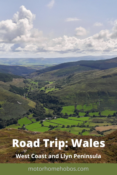 road trip wales: west coast and llyn peninsula